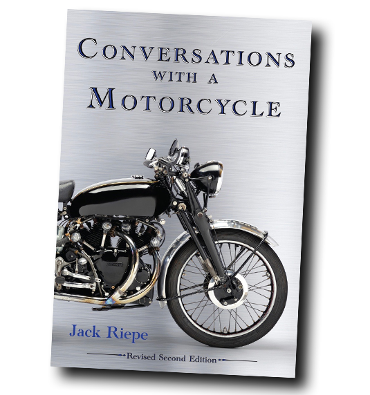 Conversations With A Motorcycle