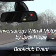 Conversations with a Motorcycle Bookclub Event